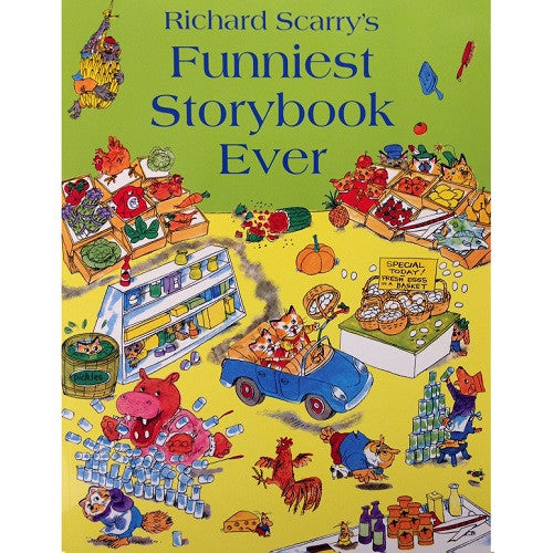 Richard Scarry - Funniest Storybook Ever