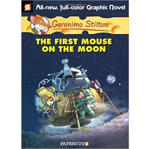 The First Mouse on the Moon #14