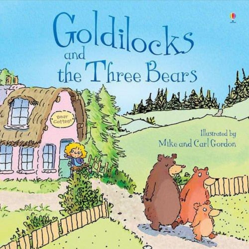Goldilocks and the Three Bears (Picture Book)