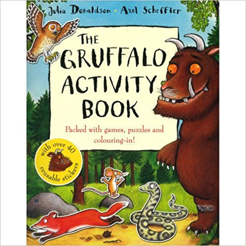 The Gruffalo Children Activity Collection - The Gruffalo Activity Book
