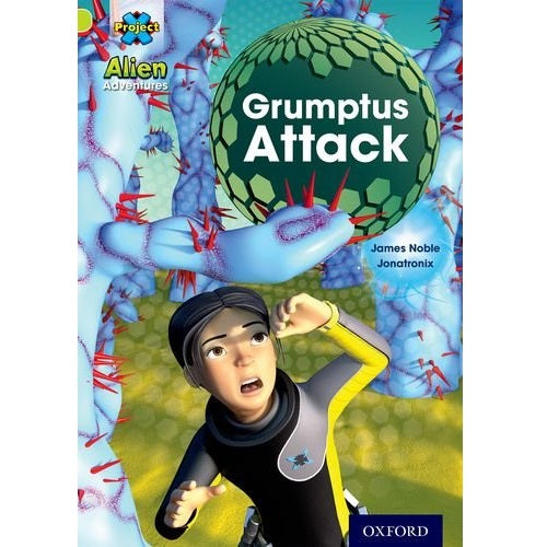 Project X (Series 1) - Grumptus Attack
