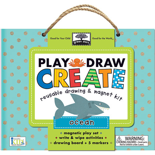 Play Draw Create : Ocean
