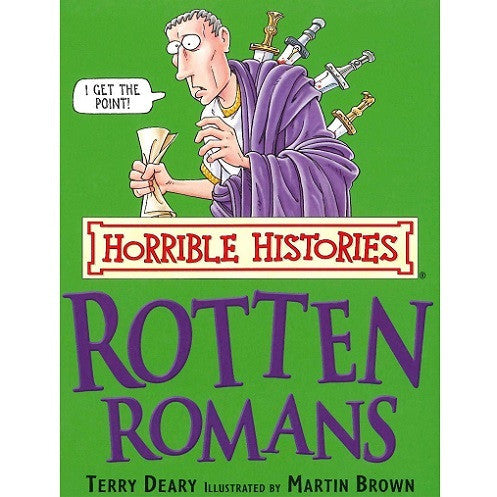 Horrible Histories - Rotten Romans