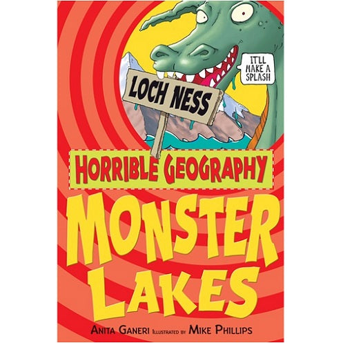Horrible Geography - Monster Lakes