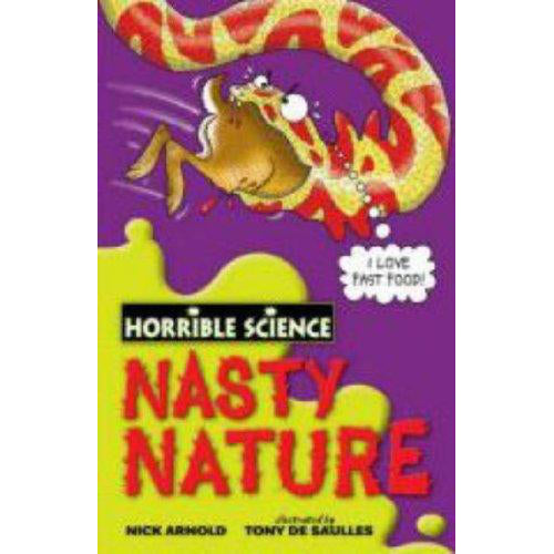 Horrible Science ~ Nasty Nature
