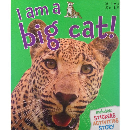 I Am A Big Cat