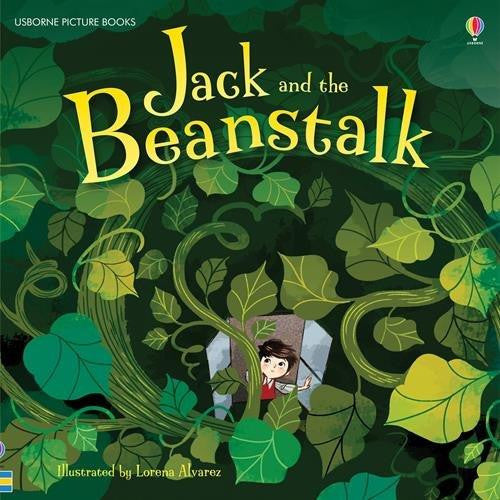 Jack and the Beanstalk (Picture Book)