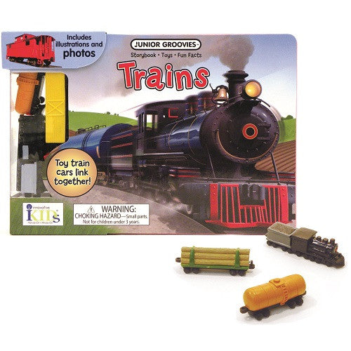 Junior Groovies: Trains