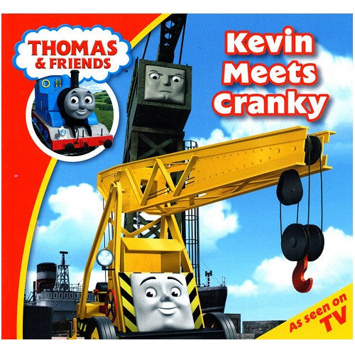 Kevin Meet Cranky (Thomas & Friends)