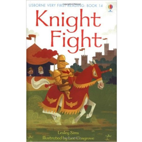 Knight Fight (Very First Reading)