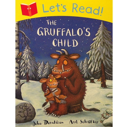 Let's Read!: The Gruffalo's Child