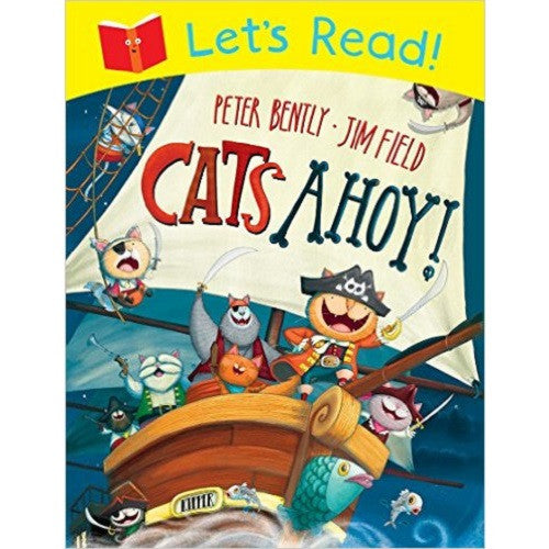 Let's Read!: Cats Ahoy!