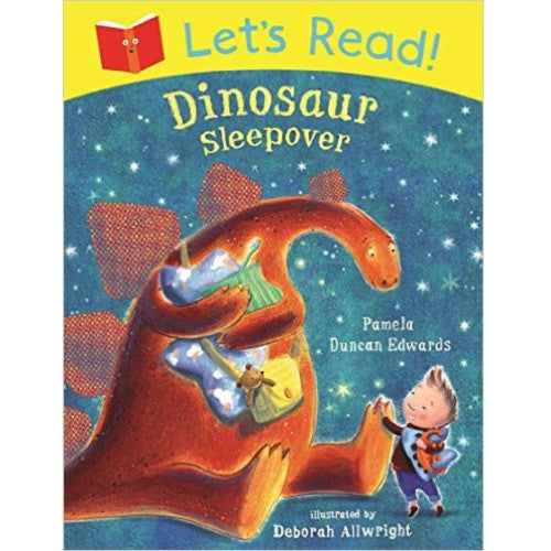 Let's Read!: Dinosaur Sleepover
