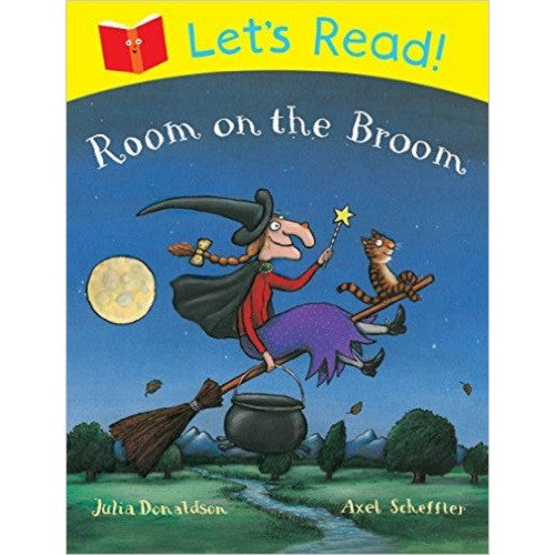 Let's Read!: Room on the Broom