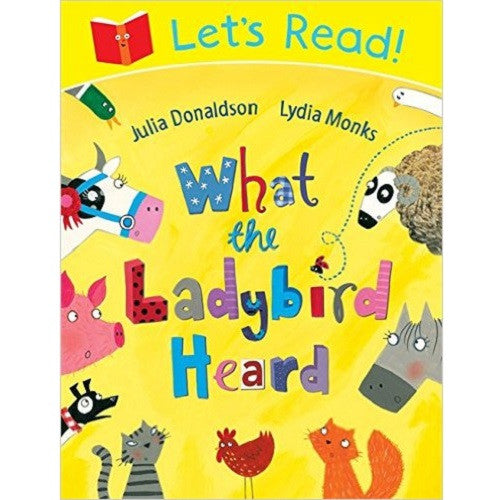Let's Read!: What the Ladybird Heard