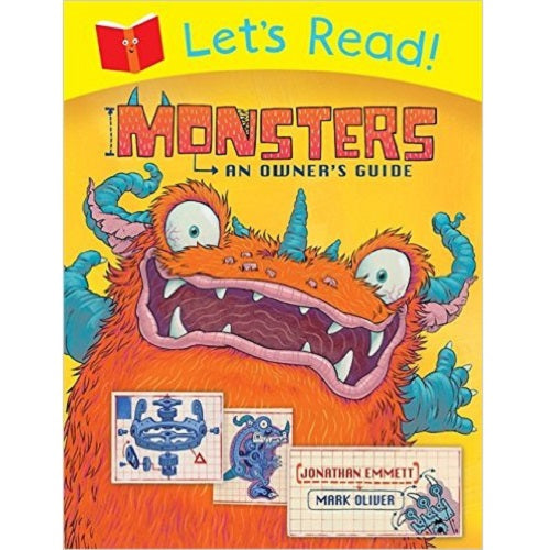 Let's Read!: Monsters: An Owner's Guide
