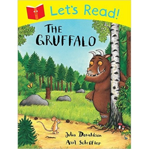 Let's Read!: The Gruffalo