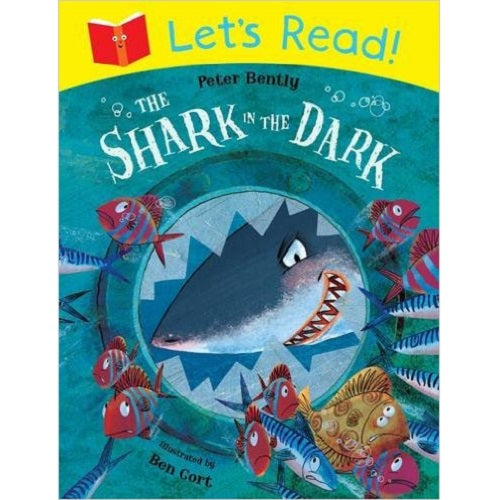 Let's Read!: The Shark in the Dark