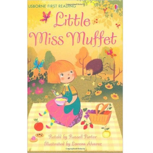 Little Miss Muffet (First Reading level Two)