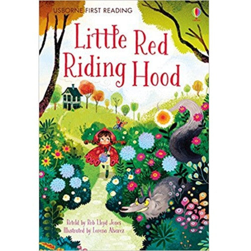 Little Red Riding hood (First Reading level One)