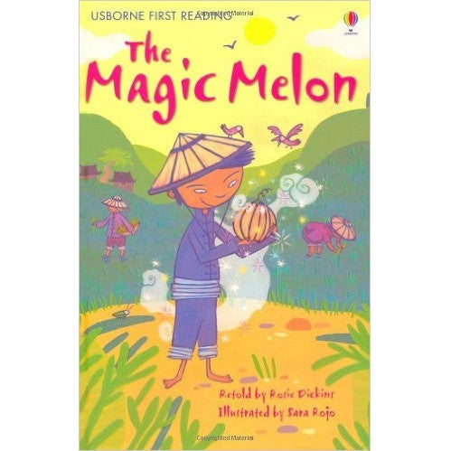 The Magic Melon (First Reading level Two)