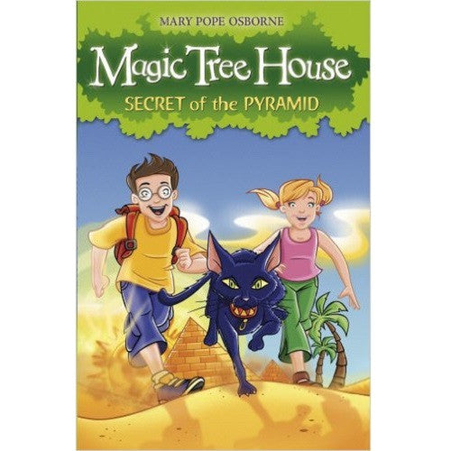 Magic Tree House: Secret of the pyramid