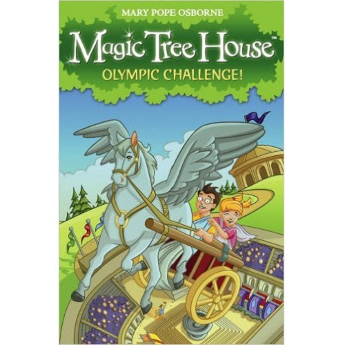 Magic Tree House: Olympic challenge!