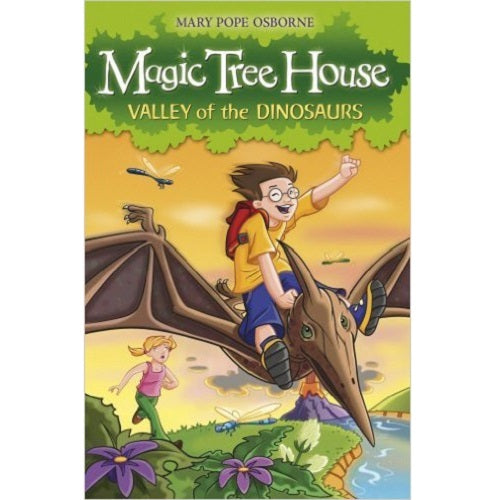Magic Tree House: Valley of the Dinosaurs
