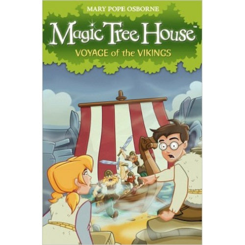 Magic Tree House: Voyage of the Vikings