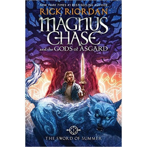 Magnus Chase and the Gods of Asgard, Book One: The Sword of Summer (Book 1) (Hardcover)