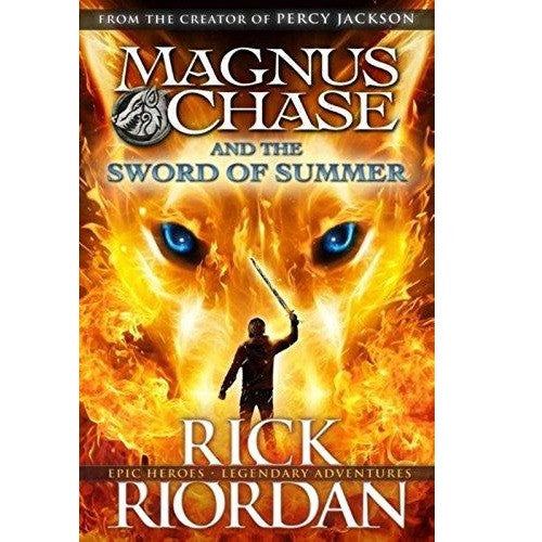 Magnus Chase & The Sword Of Summer (Book 1) (Paperback)