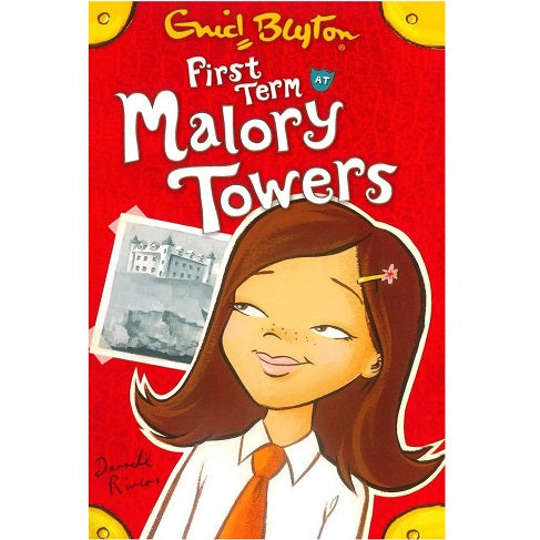 Malory Towers - First Term At Malory Towers