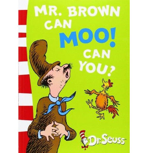 Mr Brown Can Moo, Can You? (PB-12-Bookset)
