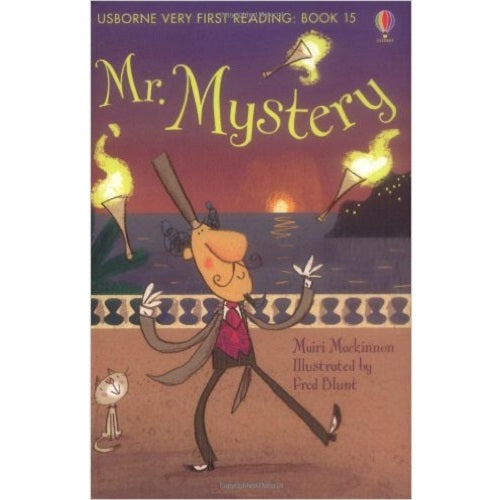 Mr Mystery (Very First Reading)