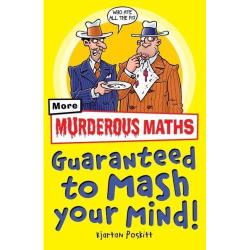 Murderous Maths - Guaranteed To Mash Your Mind