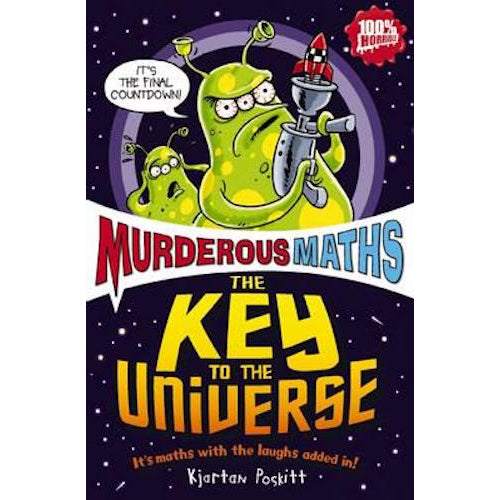 Murderous Maths - The Key To The Universe