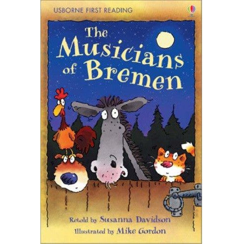The Musicians of Bremen (First Reading level Two)