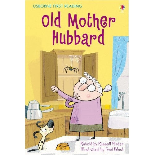 Old Mother Hubbard (First Reading level Two)