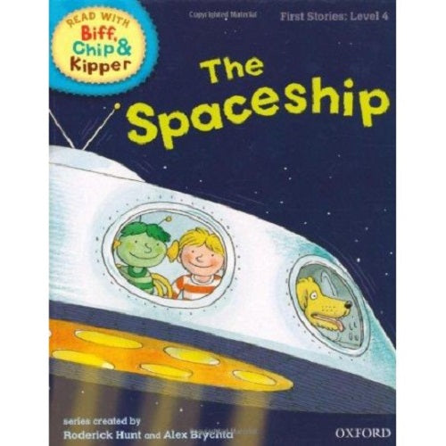 Biff Chip Kipper: The Spaceship (S: Level 4)
