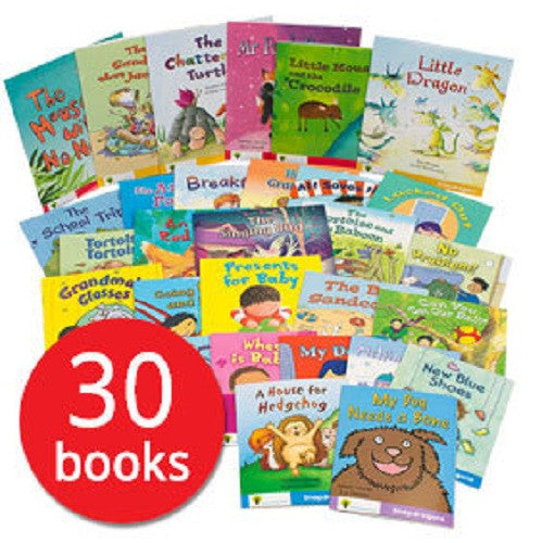 Oxford Reading Tree Snapdragons Collection 30 Books Set Pack