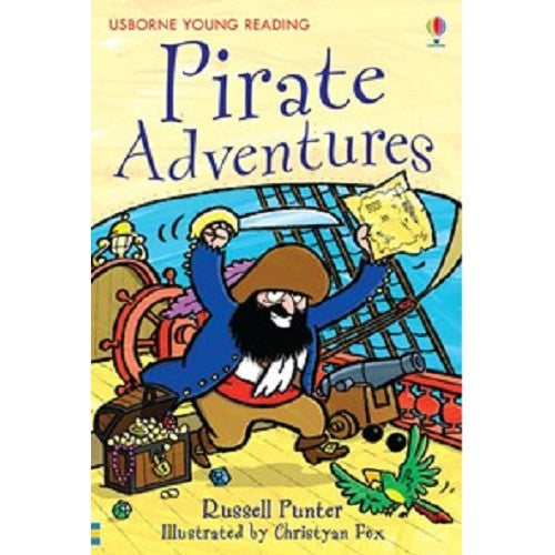 Pirate Adventures (Young Reading Series 1)