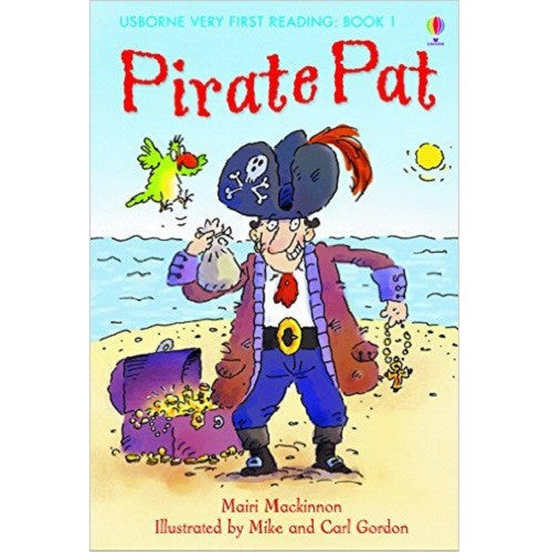 Pirate Pat (Very First Reading)