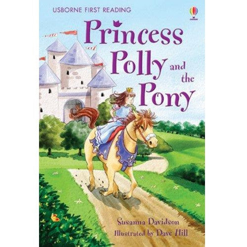 Princess Polly and The Pony (Very First Reading)