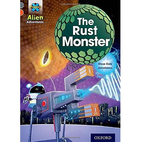 Project X (Series 2) - The Rust Monster