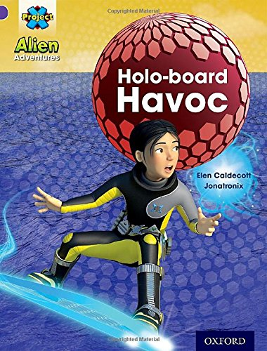 Project X (Series 1) - Holo-board Havoc