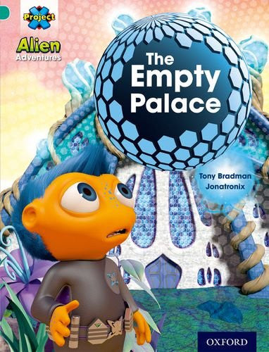 Project X (Series 1) - The empty palace