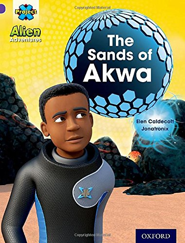 Project X (Series 1) - The sands of Akwa