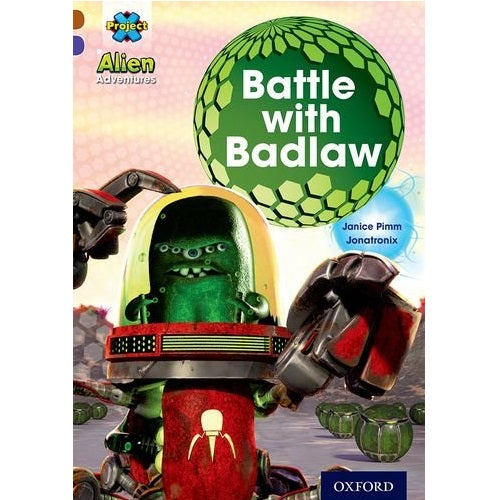 Project X (Series 2) - Battle with Badlaw