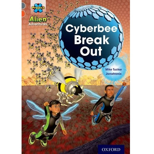 Project X (Series 2) - Cyberbee Break Out