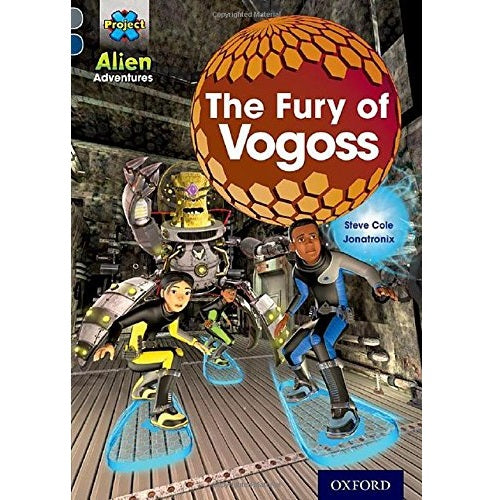 Project X (Series 2) - The Fury of Vogoss?